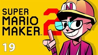 30 Year Old Boomer Plays - Super Mario Maker 2 - Episode 19 [Just Hold Right]