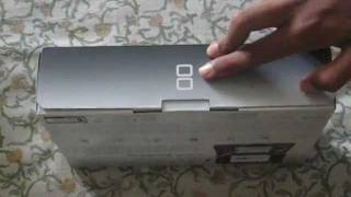 First Indian  Unboxing  of the Nintendo 3DS !!