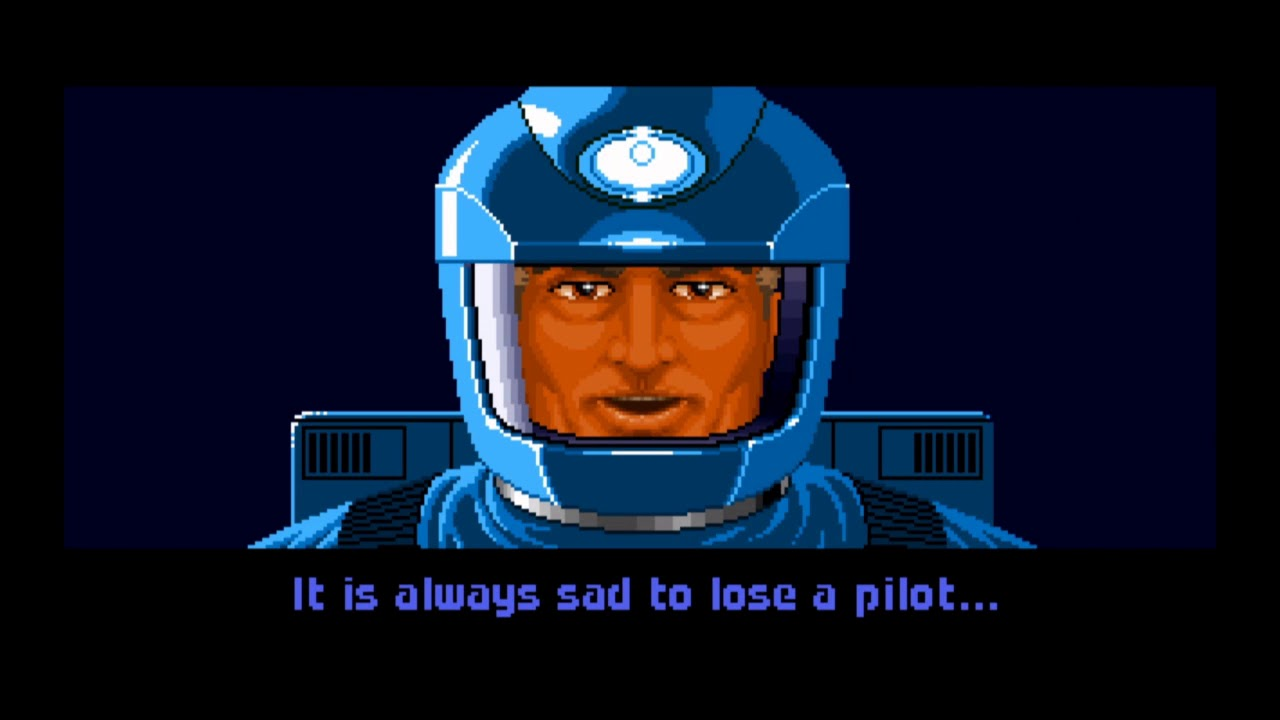 Let S Fly Wing Commander Part 2 Read The Manual Youtube