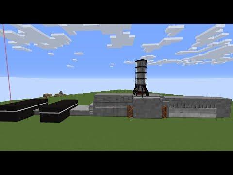 Minecraft: Chernobyl Map Review
