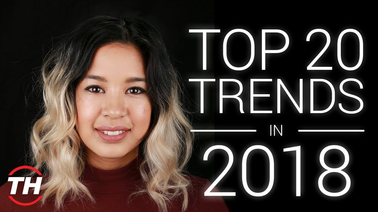top 20 trends in 2018 forecast 2018 trend report youtube. Black Bedroom Furniture Sets. Home Design Ideas