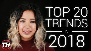 Top 20 Trends in 2018 Forecast - TrendHunter.com