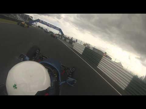 Irish Formula Vee Festival 2014 Final Startline Accident 13/07/14