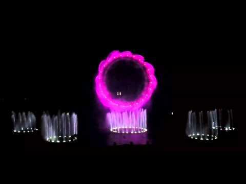 China KaiFeng O Show, fountain show