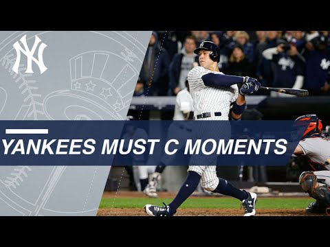 Check out the Yankees 2017 Must C plays