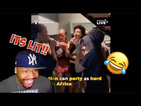 No Nation Can Party like South Africa   TFLA Reaction