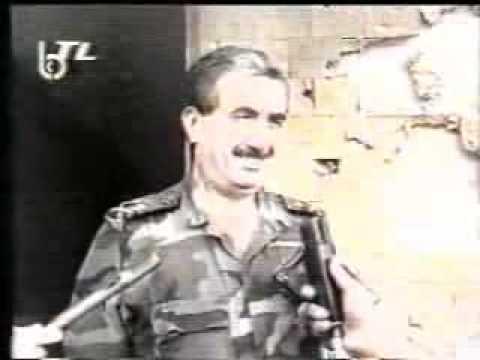 LBC report - Lebanon - Baabda - 13/10/1990