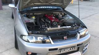 Jayson's GUNR33 R33 GTR walk around