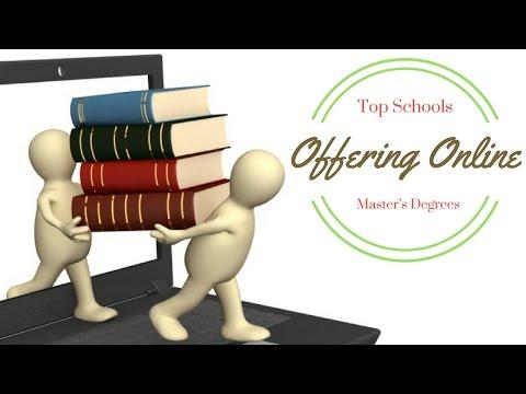 Accredited online graduate programs
