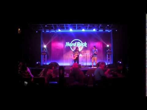 Mystery Man @ Hard Rock Cafe, Tampa