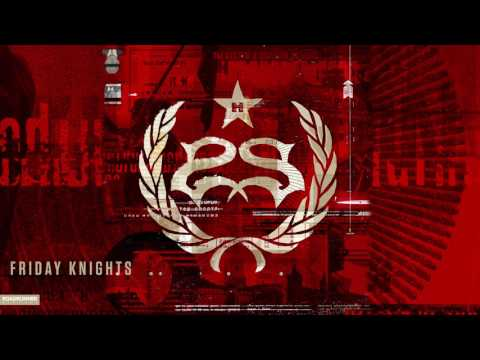 Stone Sour - Friday Knights (Official Audio)