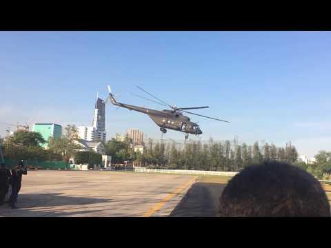 UH-72A Lakota UH-60M Blackhawk Mi-17-V5 Royal Thai Army
