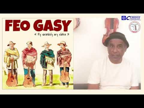 Erick Manana & Feo Gasy Miray Sehatra  (Tournée Frantsa Sept & Okt 2019)