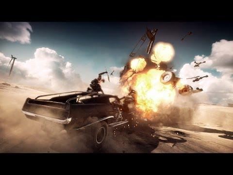 MAD MAX Magnum Opus Trailer [VERSION LONGUE] 1080p