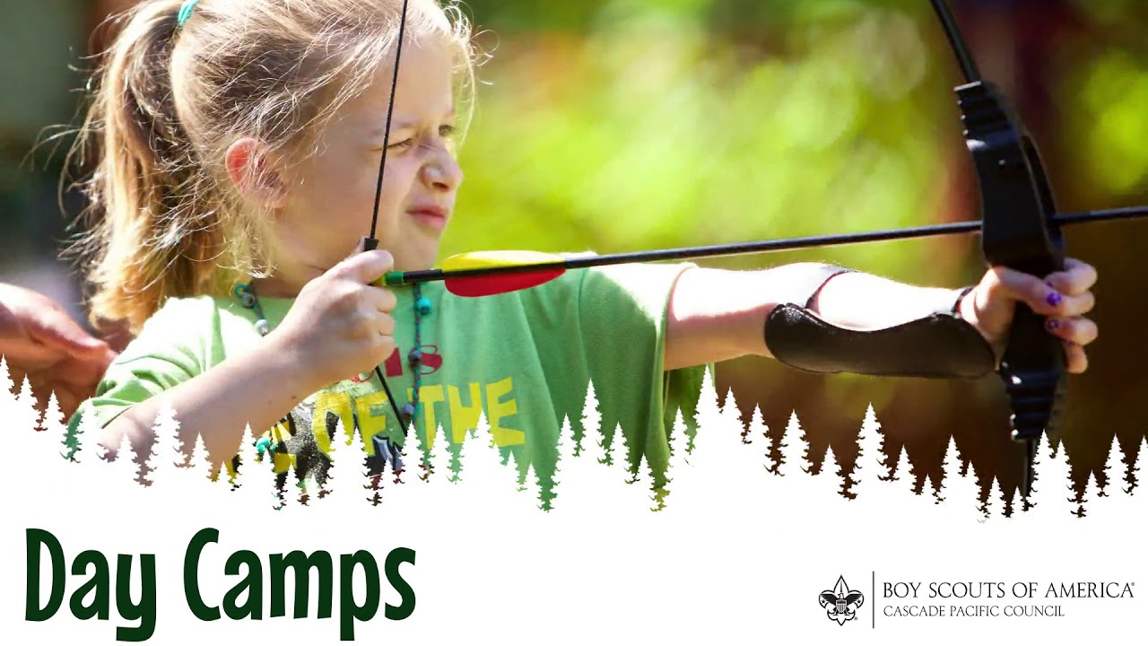 Day Camps for Cub Scouts | Cascade Pacific Council, BSA