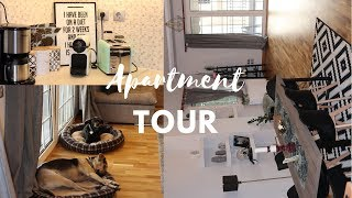 TOUR THROUGH OUR APARTMENT || GIO DREVELI ||