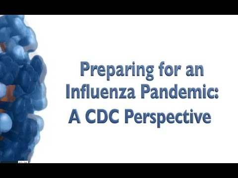 Preparing for an Influenza Pandemic, A CDC Perspective