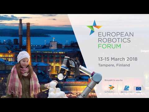 #ERF2018 - Workshop: Innovation with Robotics in Regional Clusters