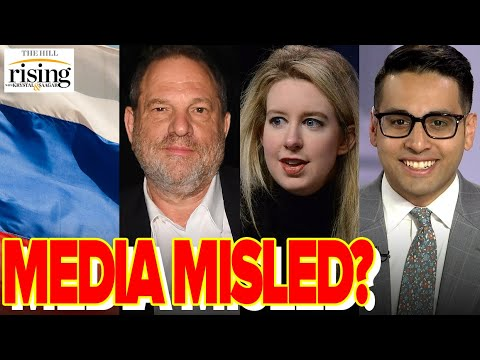 Saagar Enjeti REVEALS How Private Spies PLAYED Media On Russiagate, Harvey Weinstein, Theranos