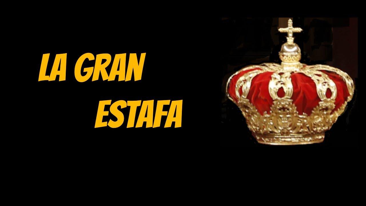 Warning: se fuga el Rey de España ¿podrán atraparlo?