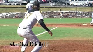 Highlights: Baseball sweeps double-header from American International, 4-2, 11-0