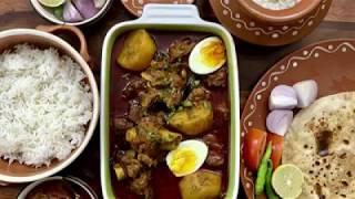 Taste Nirvana with Chef Himanshu's 'Sunday Mutton Curry!