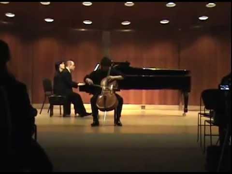 M. Rostropovich, Humoresque, Op. 5- Taeguk Mun 문태국