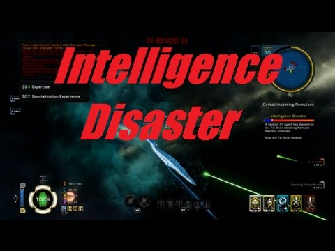 Star Trek Online - Intelligence Disaster (Deep Space Encounter)