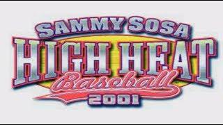 Sammy Sosa High Heat Baseball 2001 Intro
