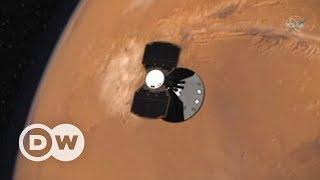 Mars'a yeni bir misafir geliyor: InSight - DW Türkçe