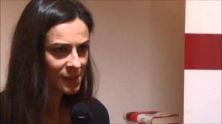 Non solo un'attrice importante, nota al pubblico italiano per la sua versatilità, ma anche un'autrice interessante e in grado di parlare ai ragazzi (cosa non...