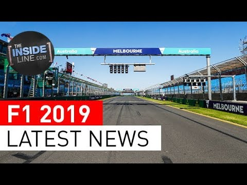 WEEKLY FORMULA 1 NEWS (5 FEBRUARY 2019)