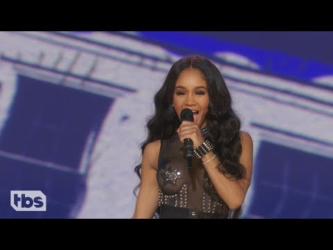 Not The White House Correspondents' Dinner: Saweetie Performs The Theme Song