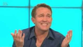 Bradley Walsh on WILTY ~ Swimming With Dolphins