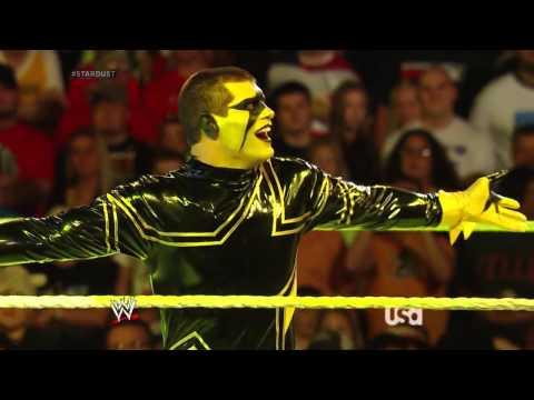 WWE: Stardust (Debut) & Goldust vs. Rybaxel: Raw, 6/16/14 (Full Match)