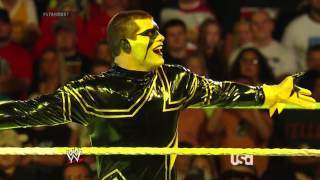 WWE: Stardust (Debut) & Goldust vs. Rybaxel: Raw, 6/16/14 (Full Match)