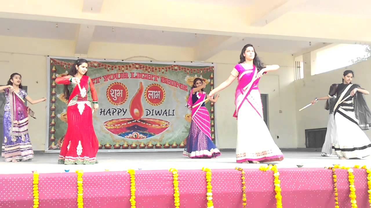 Holy Cross School Diwali Celebration 2015 Youtube