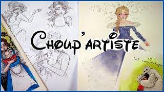 Choup'artiste - Un vrai petit coup de coeur ♥