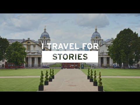 I TRAVEL FOR STORIES