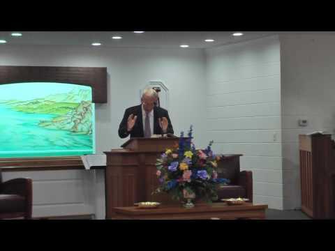 Pastor Jones 1 29 17 PM Service at Community Baptist Church, Ayden, NC