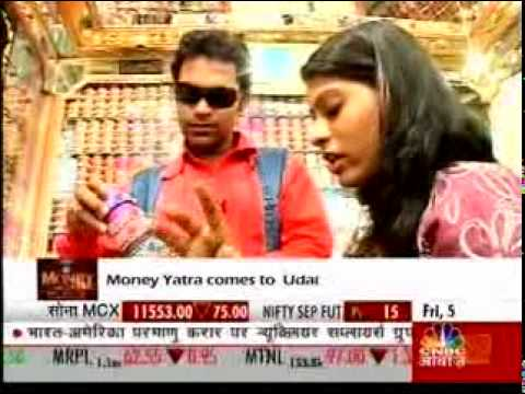 K B JAANI CNBC Awaaz Channel Programme PART 1