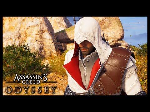 PRÉSENTATION DU PACK EZIO (Assassin's Creed Odyssey) |
