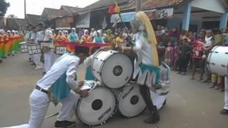 drumband Mts panggung kedungwuni 2015/2016