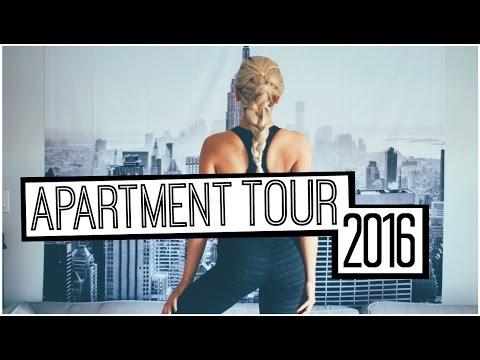 Apartment Tour 2016 | Kalyn Nicholson
