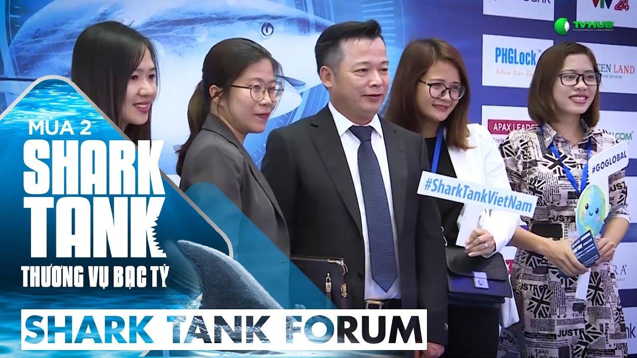 Shark Tank Forum 2018 - Xây Dựng Tinh Thần Khởi Nghiệp | Thương Vụ Bạc Tỷ Mùa 2