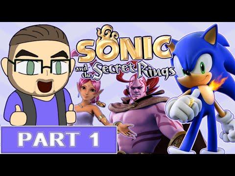 Sonic and the Secret Rings - A John Green Novel - Part 1 - Osban Gaming