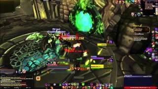 WoW - Green Fire Boss (MoP)