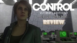 Control: Ultimate Edition - Cloud Version (Switch) Review (Video Game Video Review)