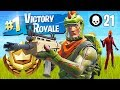 Winning in Solos!! // Pro Fortnite Player // 2200 Wins (Fortnite Battle Royale Gameplay)