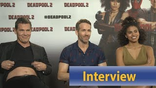 Deadpool spricht deutsch | Das Interview zu Deadpool 2 mit Ryan Reynolds